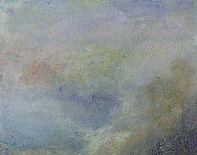 , 'Landscape L1115 - Amalfi Series, The Harbour of Capri from Above ,' 2018, Alan Kluckow Fine Art