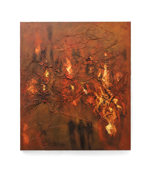 , 'Fires Of Dissent, II,' 2014, Afr-i-can Contemporary Art