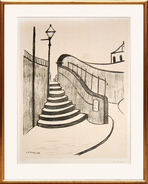 , 'The Old Steps, Stockport.,' 1960, Peter Harrington Gallery