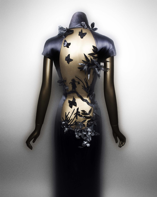 , 'Evening dress,' Fall/winter 2001-2 haute couture, The Metropolitan Museum of Art