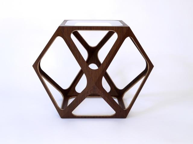 , 'Kubo table,' 2007, Galerie Maria Wettergren