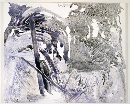 , 'Payne's Grey Wash,' 1989, Christopher Cutts Gallery