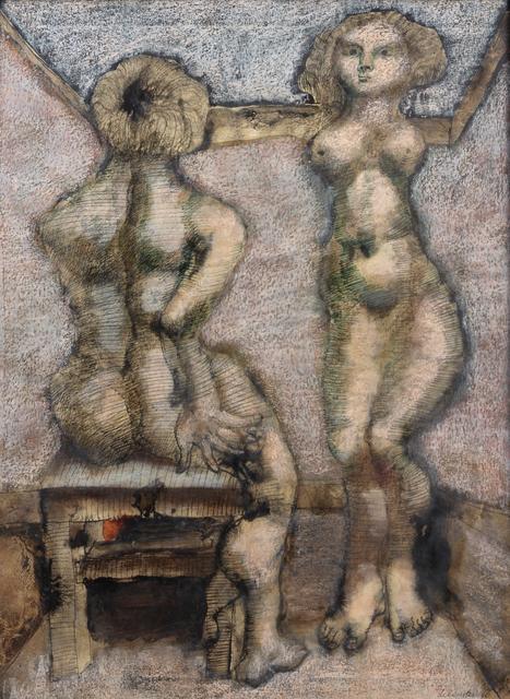 Jan Lebenstein, 'Untitled', 1966, Hindman