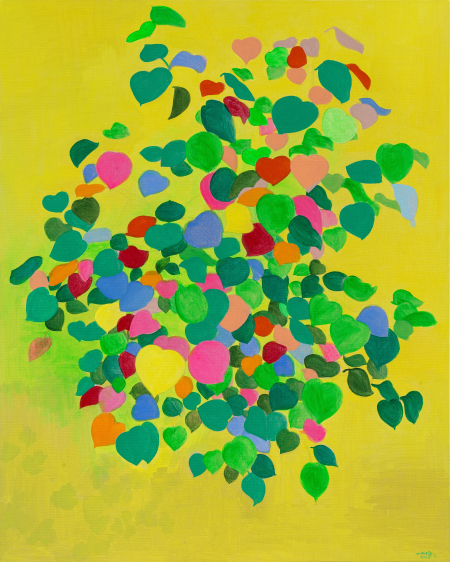 , 'The Leaves 2018.7 叶子 2018.7,' 2018, Star Gallery