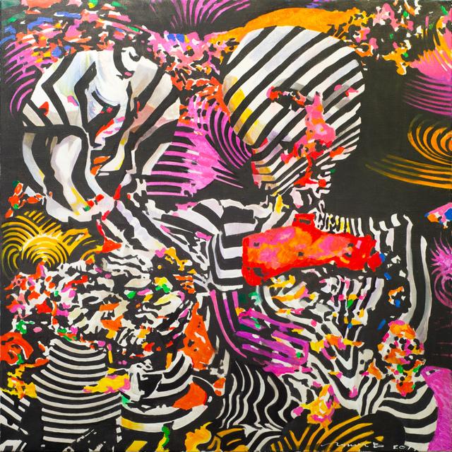 , 'Golden Wedding,' 2017, Zenko Gallery