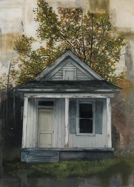 , 'Gray House,' 2017, David Lusk Gallery