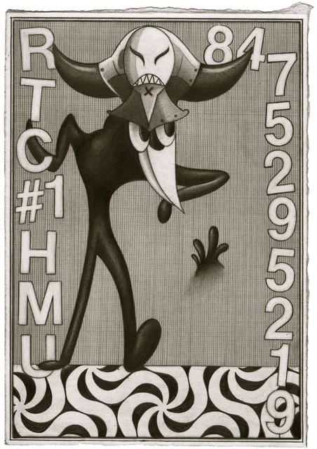 , 'RTC #1 HMU 8475295219 GOLGIUS,' 2017, Western Exhibitions