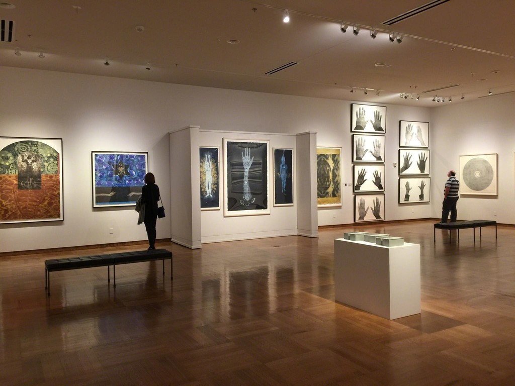 Printmaking: A Fine Art | 20 Years of Wildwood Press St Louis at Mitchell Museum, Cedarhurst Center for the Arts