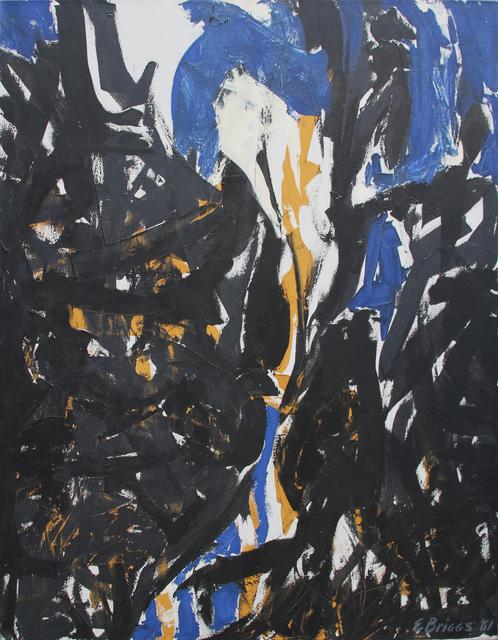 Ernest Briggs, 'Untitled', 1961, Anita Shapolsky Gallery