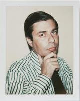 Andy Warhol, Andy Warhol, Polaroid Photograph of Bob Colacello, 1977