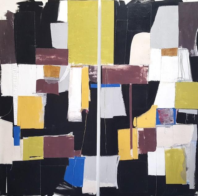 , 'Soho (Diptych),' 2016, Artspace Warehouse