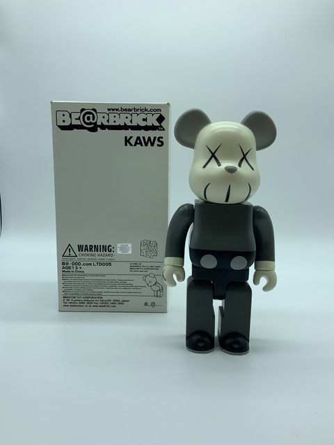KAWS, 'KAWS 400% (Grey)', 2002, DIGARD AUCTION