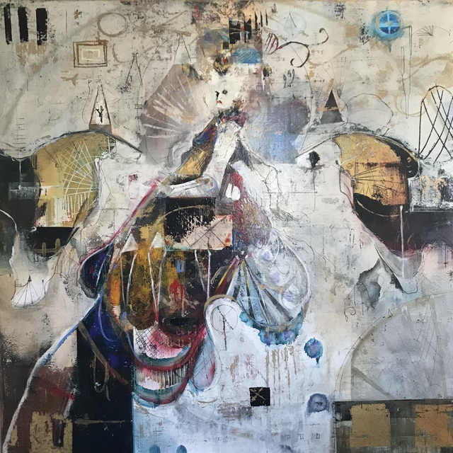 Dominic Besner, 'La Ménagerie des cités-comtés', 2019, Galerie LeRoyer