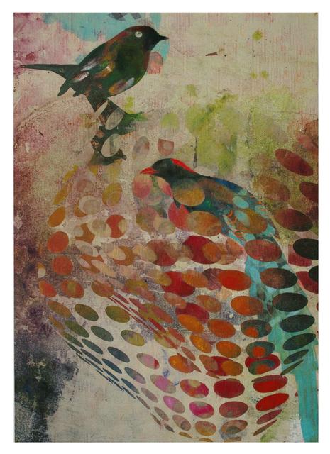 , 'Birds 023,' ca. 2018, Artgráfico