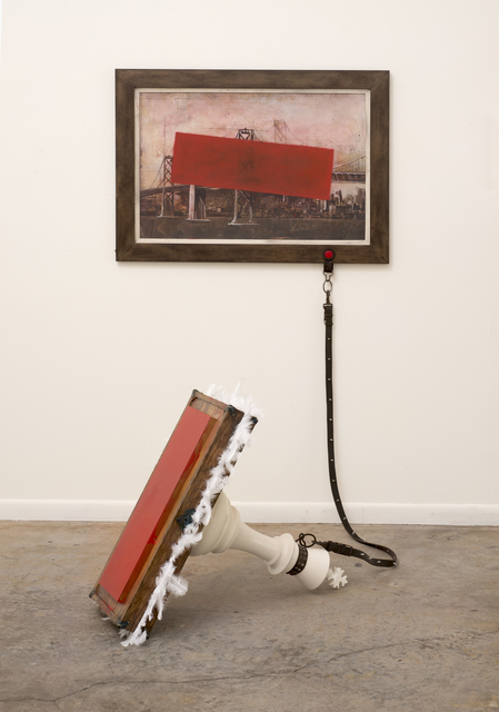 , 'St. Francis,' 2015, Catharine Clark Gallery