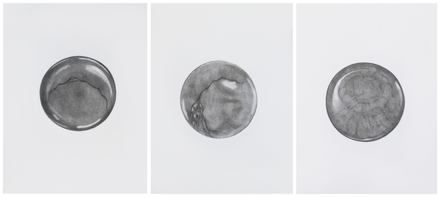 , 'Untitled  (set of 3) ,' 2015, Gallery Espace