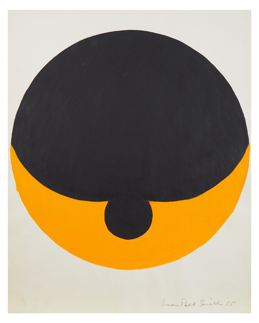 , 'Untitled,' 1955, McClain Gallery