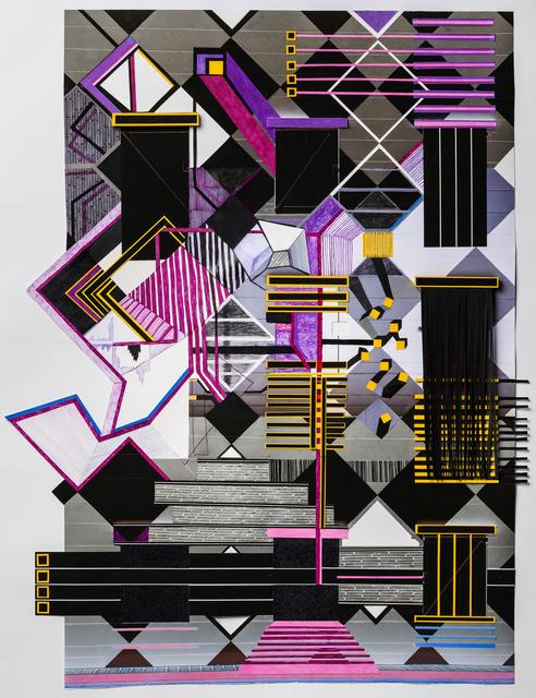 , 'Untitled,' 2017-2018, New York Studio School