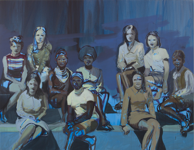 , 'Sitting,' 2016, Bugada & Cargnel