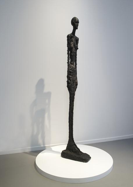 , 'Grande femme II,' 1959-1960, Fondation Louis Vuitton