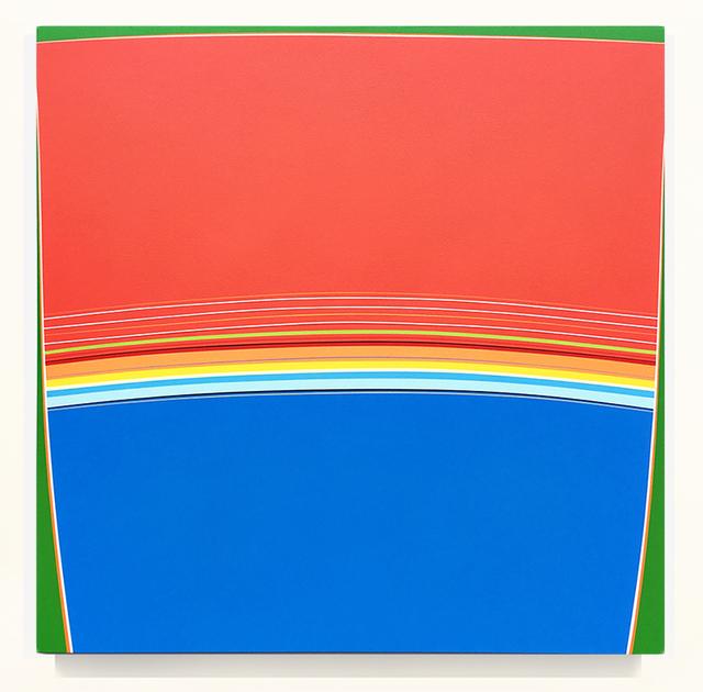 , 'Bluefin Sunset,' 2019, Octavia Art Gallery