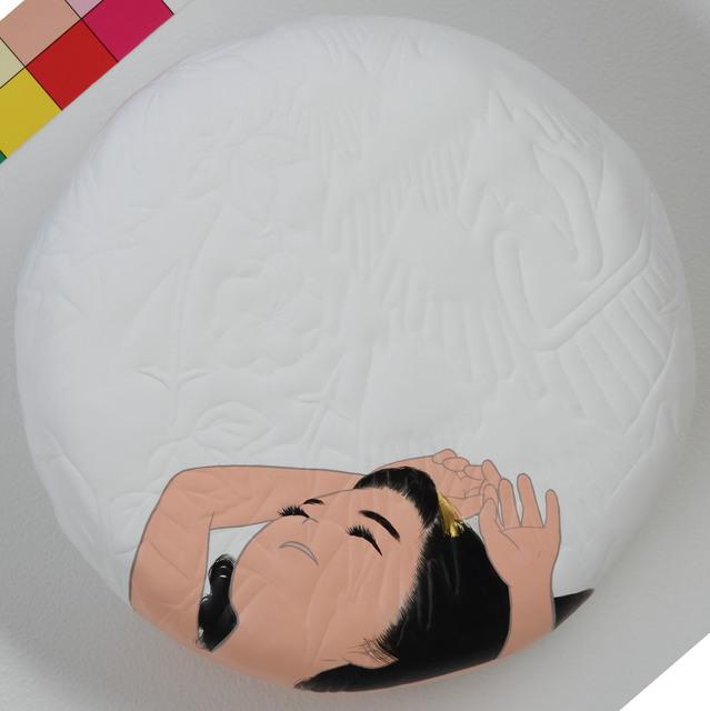 , 'shitagie ni kiera yama,' 2012, Mizuma Art Gallery