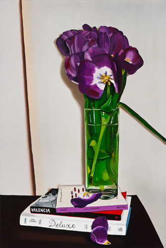 , 'Purple Tulips,' 2012, Gallery 16