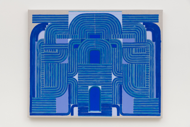 Aili Schmeltz, 'Object/Window/Both/Neither XLIV', 2019, Edward Cella Art and Architecture