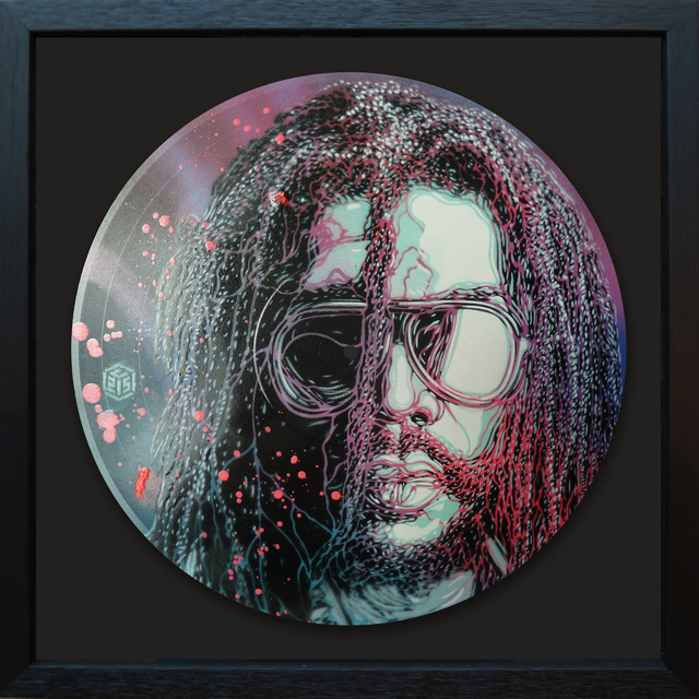 , 'Peter Tosh,' 2017, StolenSpace Gallery