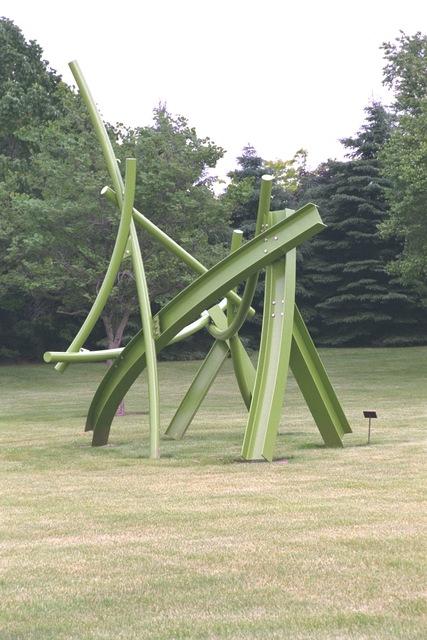 , 'Chicagoscape,' 2003, International Sculpture Center
