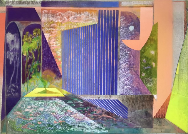 , 'Rain maker,' 2015, Instituto de Visión