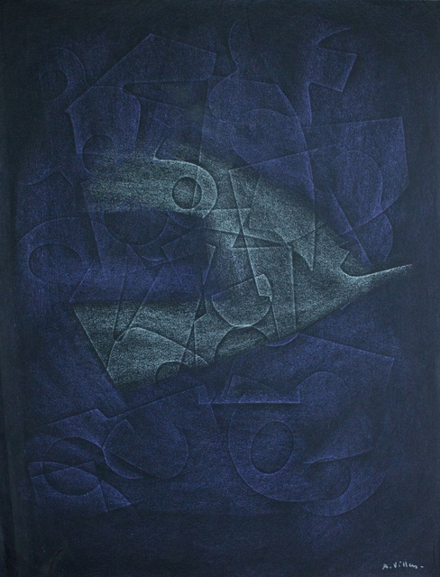 , 'Abstract Composition,' 1970-1976, Studio Mariani Gallery