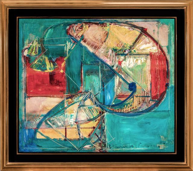 , 'Composition No. 43,' ca. 1942, Vallarino Fine Art