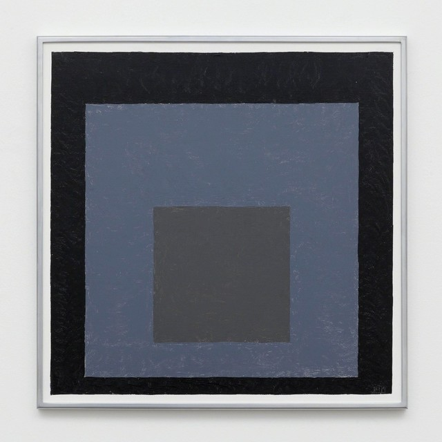 , 'Study for Homage to the Square, 1965, After Josef Albers,' 2014, Labor