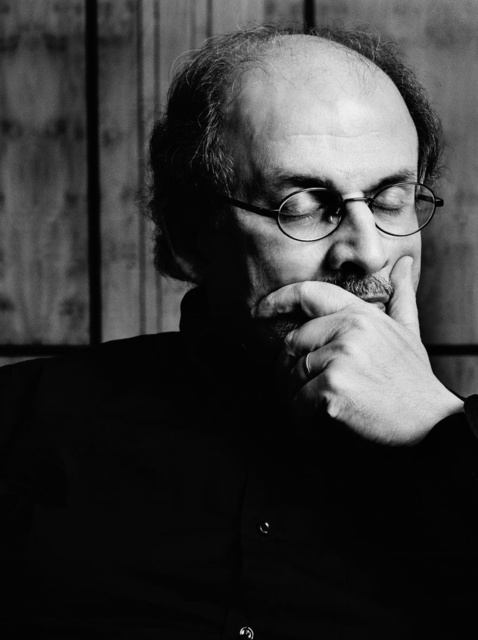 , 'Salman Rushdie,' 2007-2008, Galerie Commeter / Persiehl & Heine