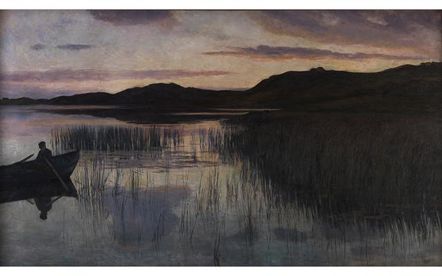 , 'Stokkavannet,' 1890, American Federation of Arts
