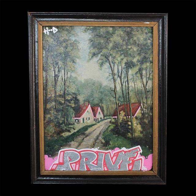 HoodKitsch, 'Privé', 2019, Vintage Deluxe