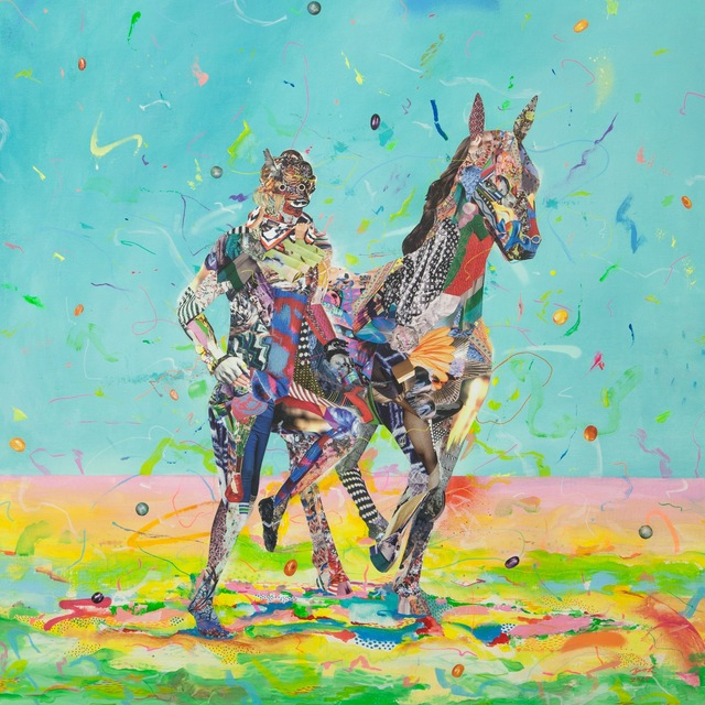, 'Pace Maker- Horse,' 2015, Mirus Gallery