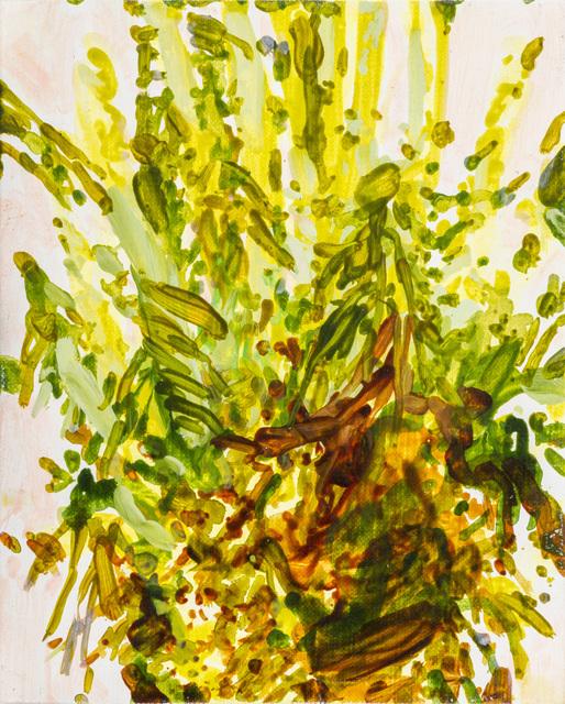 , 'Wall Plant 15,' 2015, Yiri Arts