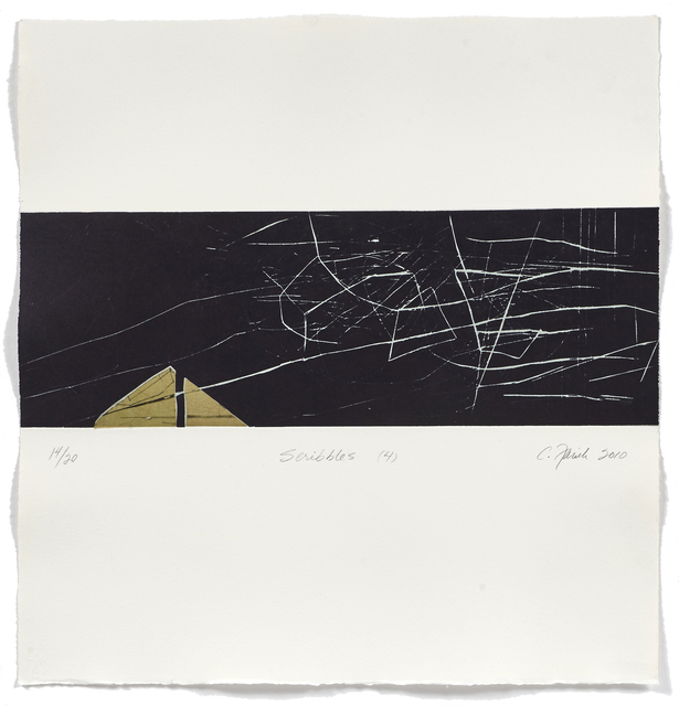Catherine Farish, 'Scribbles 4', 2009, Atelier-Galerie A.Piroir