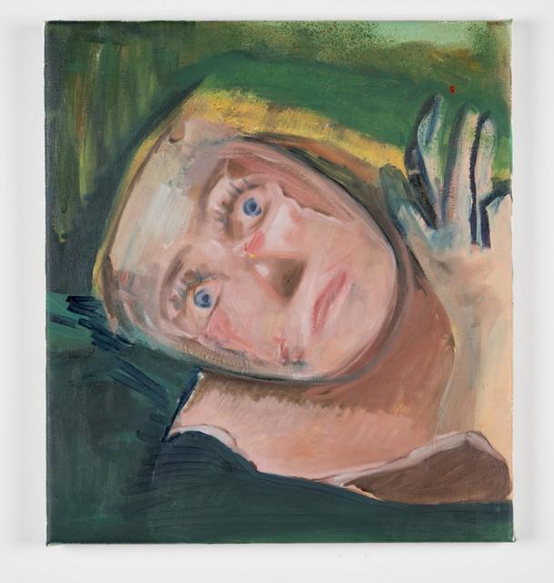 , 'Ohne Titel,' 2015, Deweer Gallery