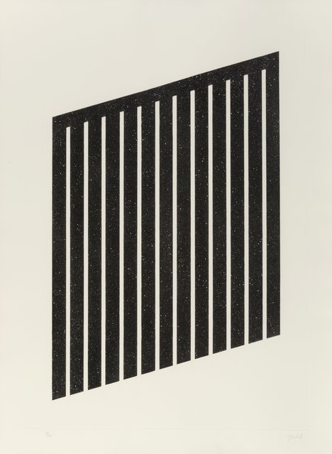 Donald Judd, 'Untitled', 1978-79, Print, Aquatint on wove paper, Heritage Auctions