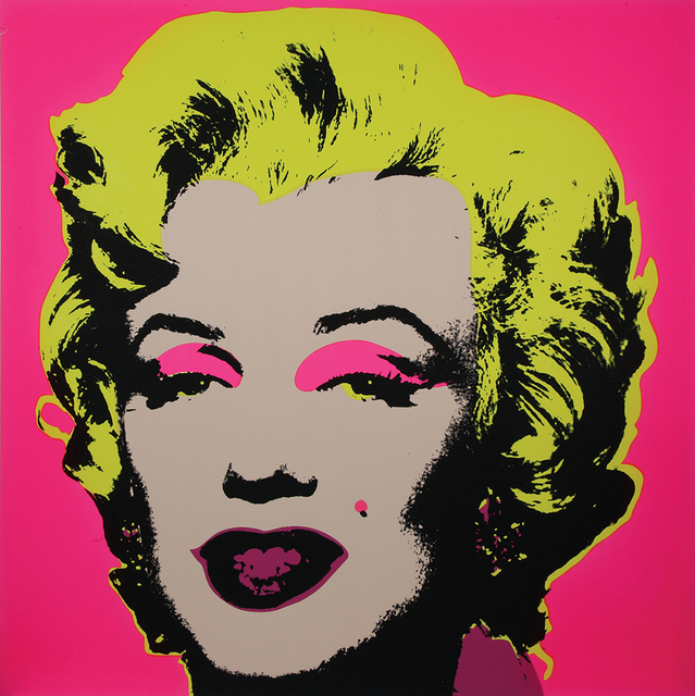 Andy Warhol, 'Marilyn - Sunday B. Morning - After Warhol (portfolio of ten different serigraphs)', 2000, Bertolami Fine Arts