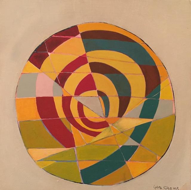, 'Sonic Wheel,' 2017, M.A. Doran Gallery