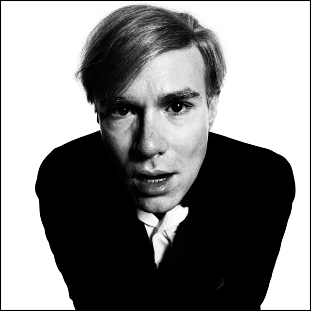 , 'Andy Warhol,' 1965, CAMERA WORK