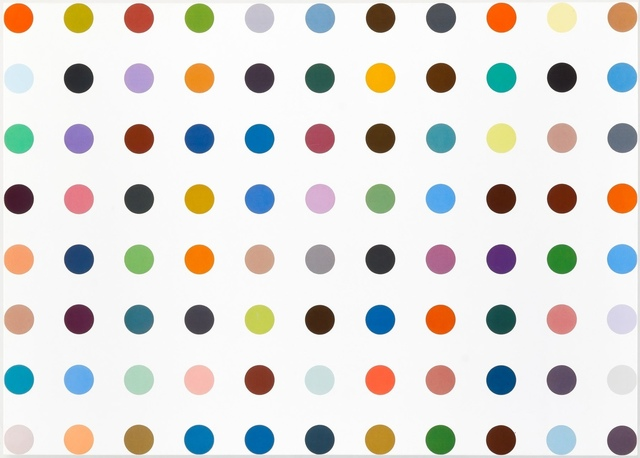 Damien Hirst, 'Postcard from... Damien Hirst: Nucleohistone', 2012, Print, Offset lithograph printed in colours, Forum Auctions