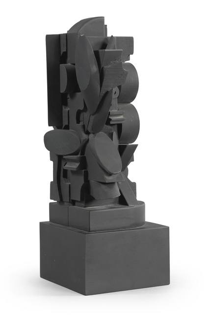 Louise Nevelson, 'The Dark Ellipse (Baro 128)', 1974, Sotheby's