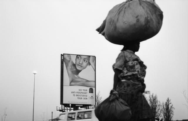 , 'Dove Lady #4, Orlando East, Soweto,' 2002, carlier | gebauer