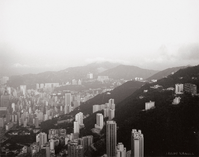 Andy Warhol, 'Hong Kong', 1982, Phillips
