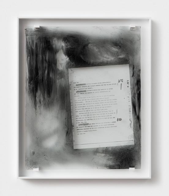 , 'The Law,' 2018, Rachel Uffner Gallery